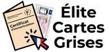 Élite Cartes Grises Logo